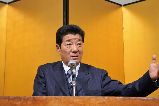 松井一郎代表 ネット番組生出演のお知らせ