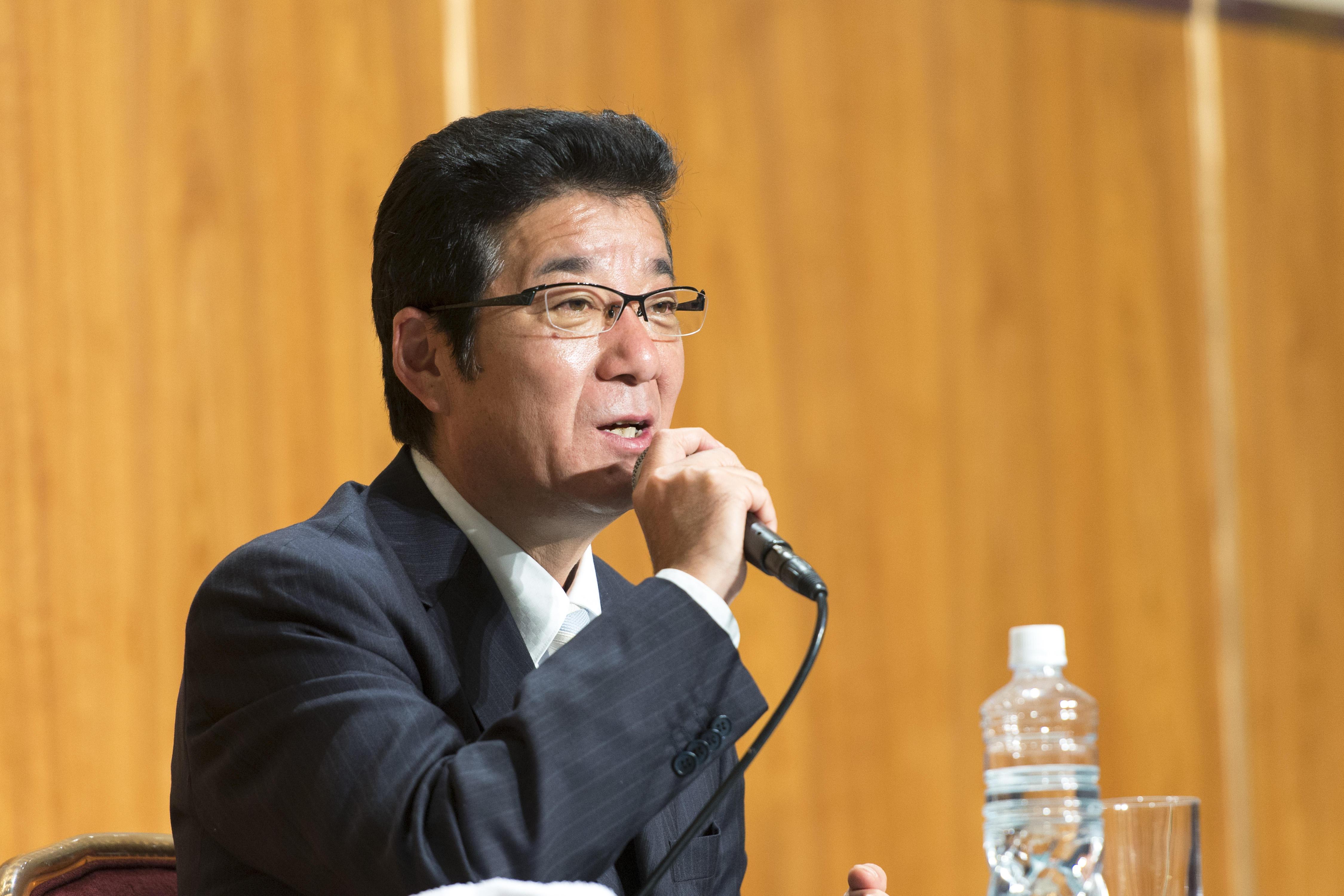 TVO 「ニュースリアルSP 激論闘論 大阪