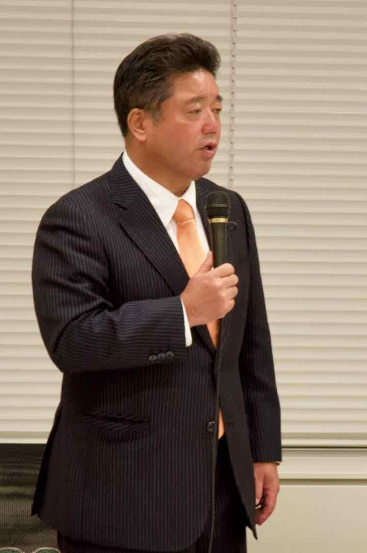 2018年11月21日(水)日本維新の会国会議員団 政務調査会勉強会の開催