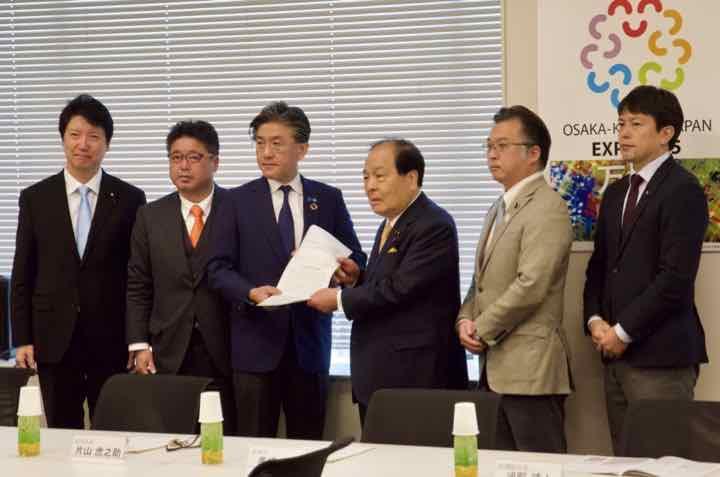 2018年12月13日(木)日本労働組合総連合会政策要請(2019年度予算編成等)
