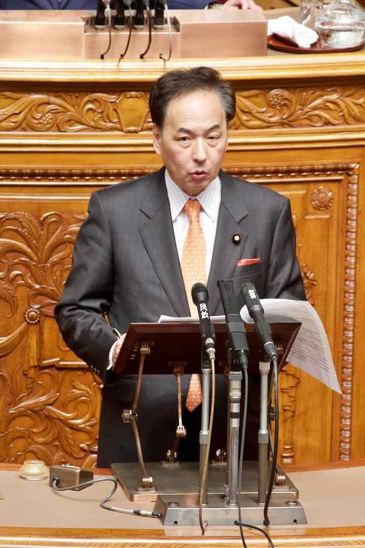 2019年3月15日(金)参議院本会議並びに予算委員会開催のお知らせ