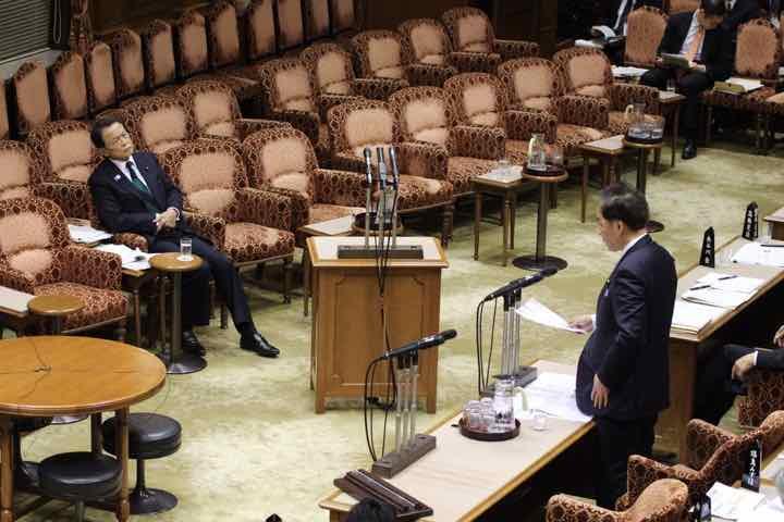 2019年3月22日(金) 参議院予算委員会 一般質疑 開催のお知らせ