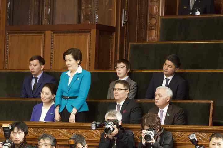 2019年3月26日(火)衆議院本会議並びに参議院予算委員会等開催のお知らせ