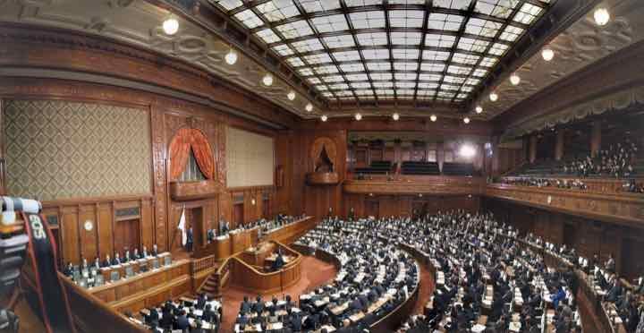 2019年3月7日(木)衆議院本会議が開催されました。