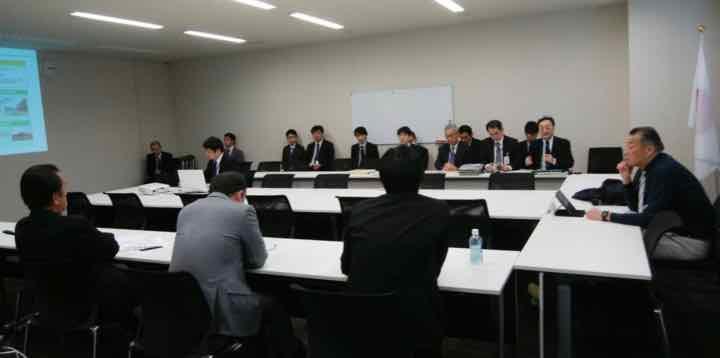 2019年3月19日(火)日本維新の会政務調査会 役員会並びに国交部会ヒアリング開催のお知らせ