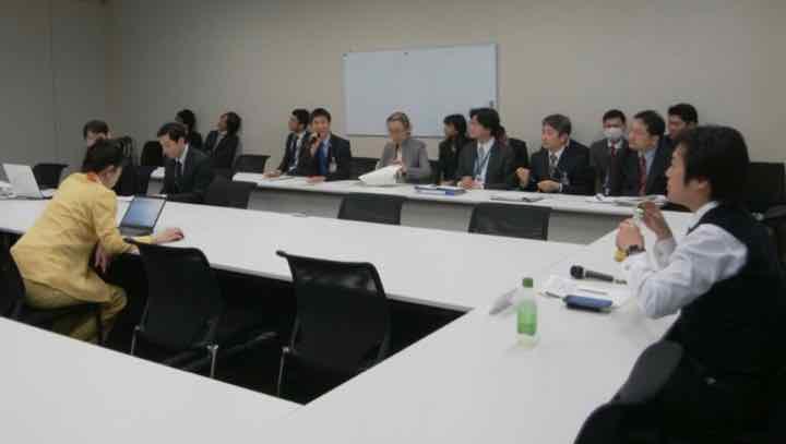 2019年3月20日(水)日本維新の会政務調査会 厚生労働部会ヒアリング開催のお知らせ