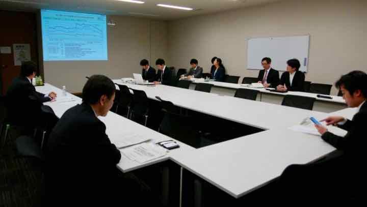 2019年3月27日(水)日本維新の会政務調査会 厚生労働部会ヒアリング開催のお知らせ