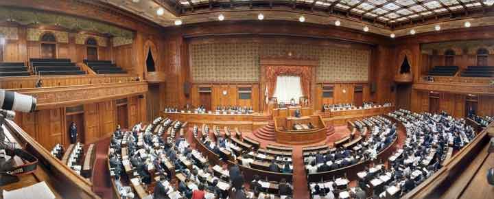 2019年3月13日(水)参議院本会議開催のお知らせ