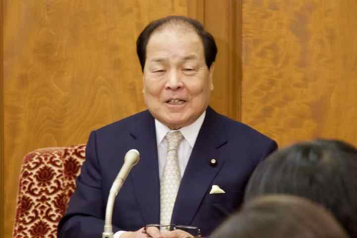 2019年4月1日(月)新元号公表を受けて片山虎之助共同代表記者会見