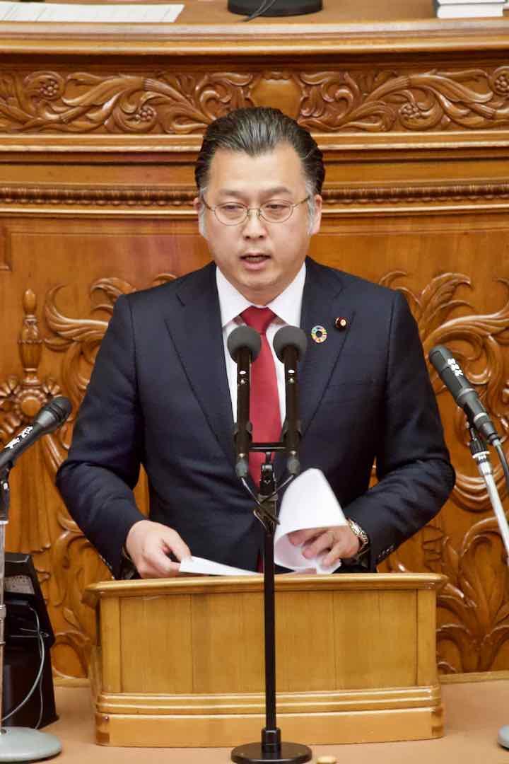 2019年4月9日(火)衆議院本会議開催のお知らせ