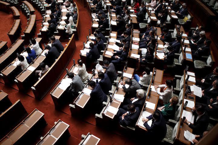2019年5月24日(金)参議院本会議開催のお知らせ