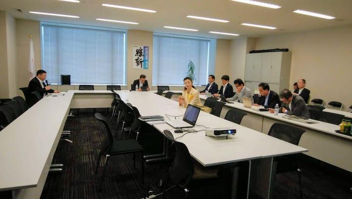 2019年5月31日(金)日本維新の会政務調査会 役員会並びに倫理選挙部会ヒアリング開催のお知らせ