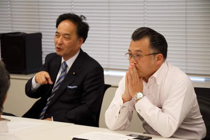 2019年5月22日(水)日本維新の会政務調査会 役員会(参議院選挙マニフェストについて)開催のお知らせ