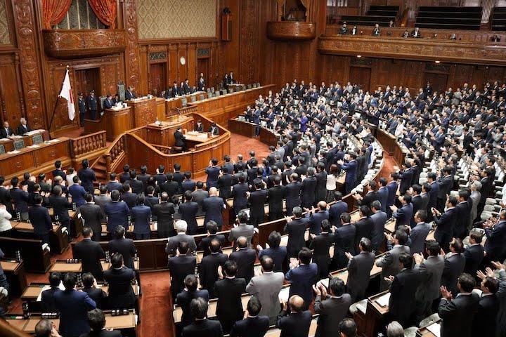 2019年5月9日(木) 衆議院本会議開催のお知らせ