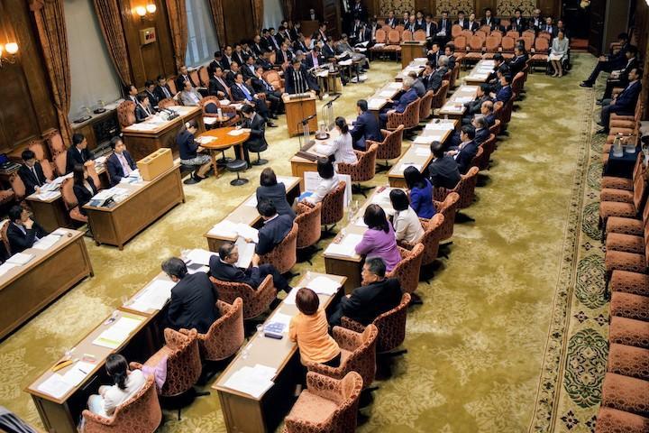 2019年6月10日(月)参議院決算委員会開催等のお知らせ