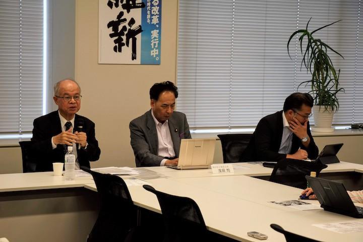 2019年6月18日(火) 日本維新の会政調会 役員会並びに憲法改正調査会 勉強会(「皇位の安定的継承」について)開催のお知らせ