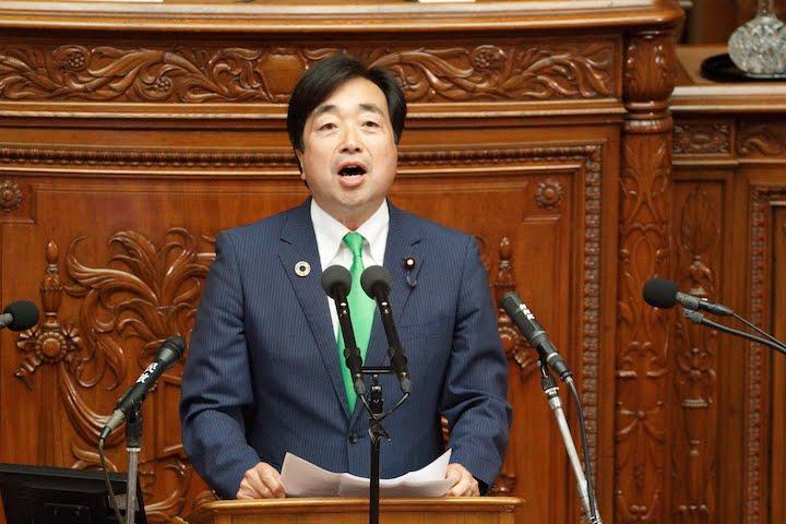 2019年6月18日(火)衆議院本会議開催のお知らせ