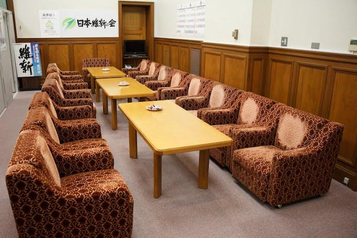 2019年7月30日(火)参議院新会派結成のお知らせ