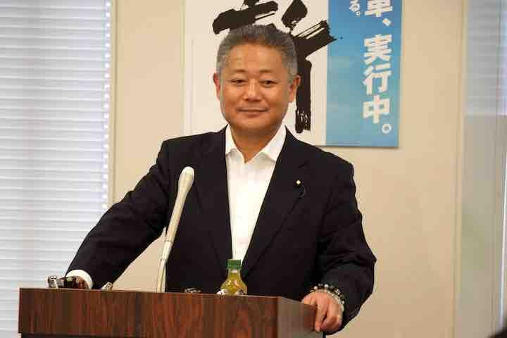 2019年7月31日(水)馬場伸幸幹事長記者会見のお知らせ