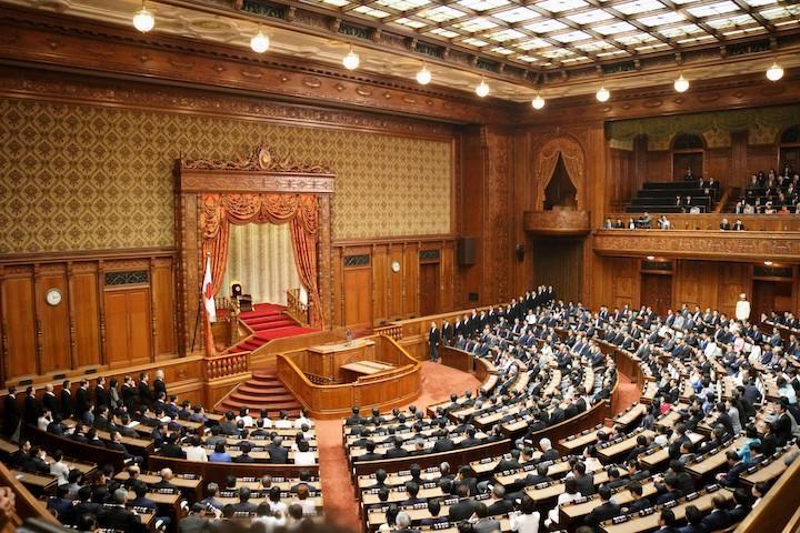 2019年8月1日(木)第199回臨時国会開会