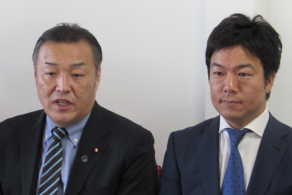 2016.1.31 井上英孝選対本部長補...