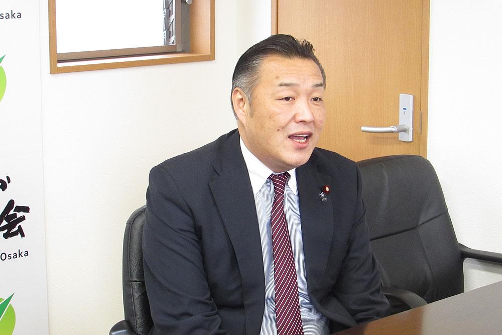 2016.2.6 井上英孝選対本部長補...